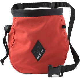 Prana Chalk Bag with Belt Tomato